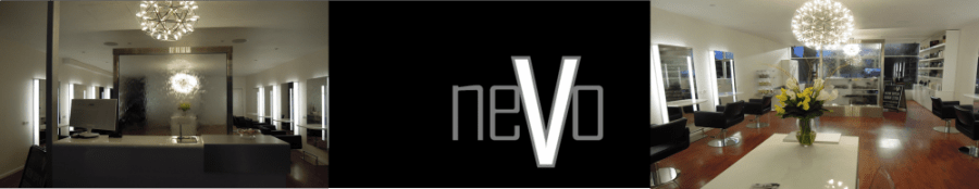 Logo Nevo Hair Design