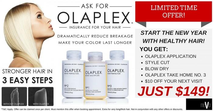 OLAPLEX WEBSITE PROMO