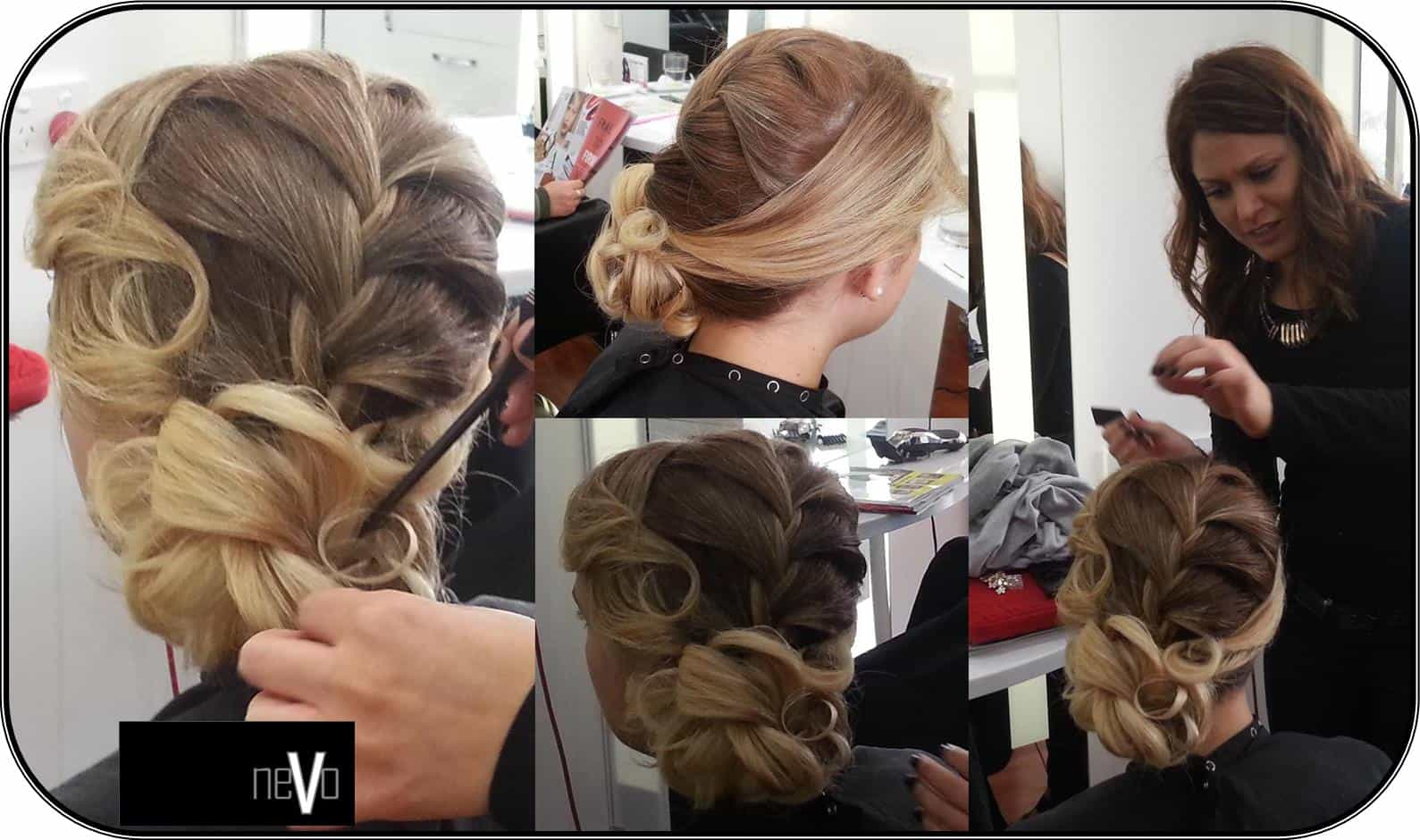 Hair-up by Rochelle September 28 2013
