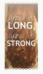 Growing your damaged hair!