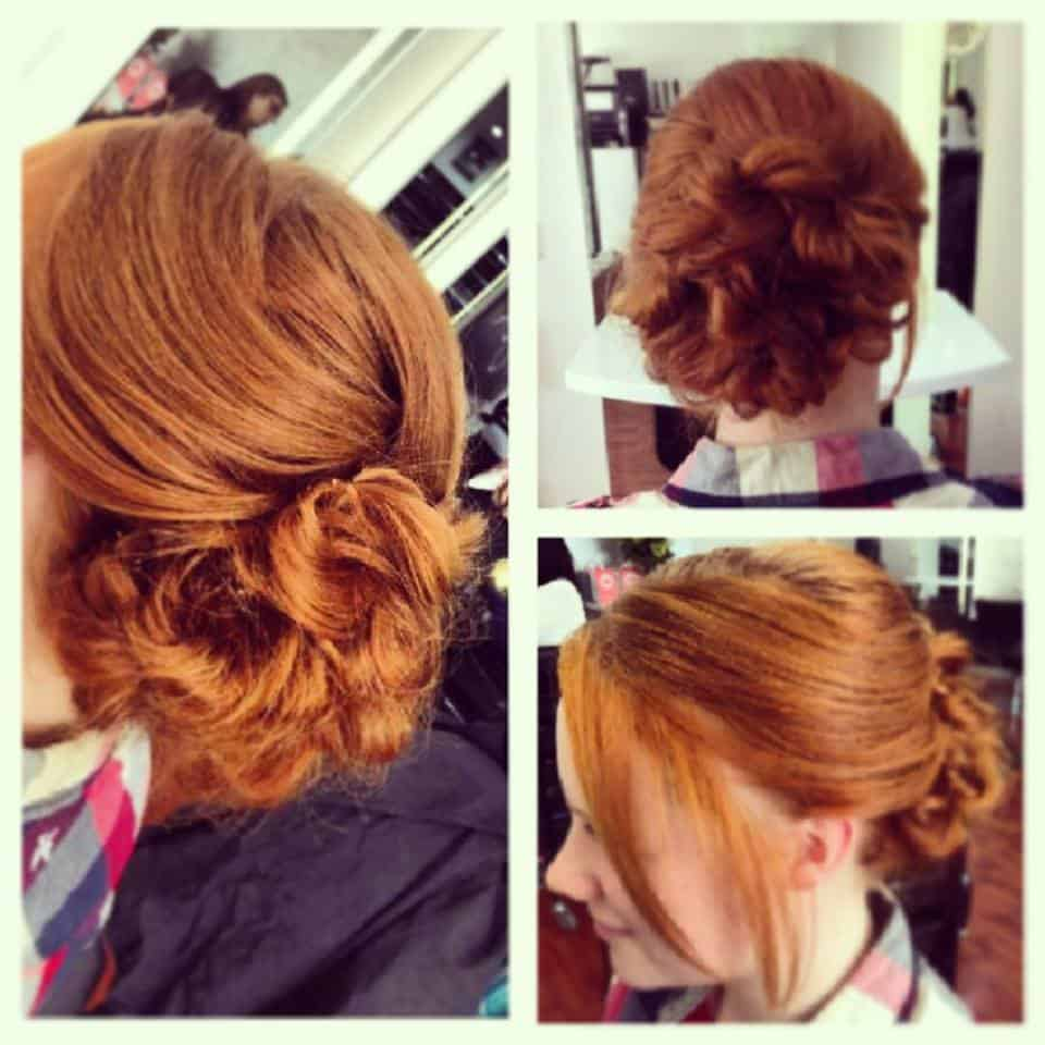 Nevo Hair Design - Hair Up by Chanelle