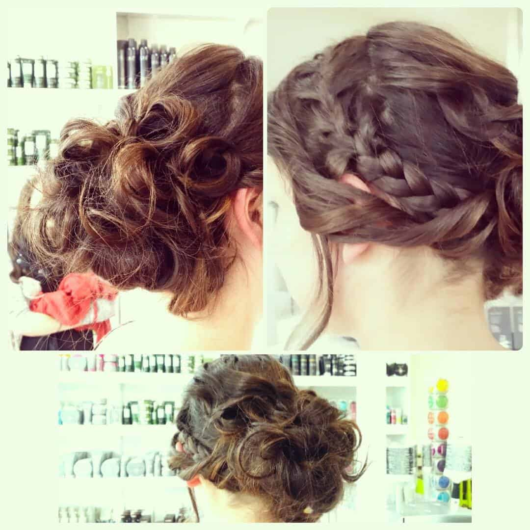 Nevo Hair Design - Hair Up by Jackie 1