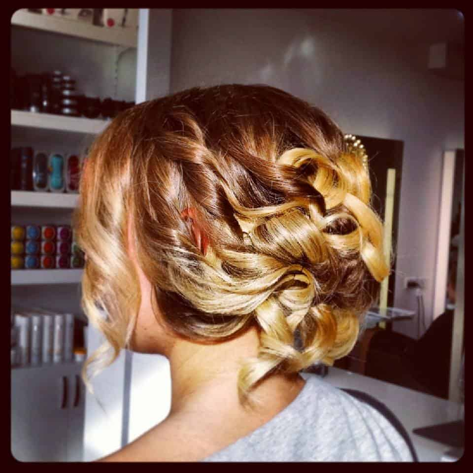 Nevo Hair Design - Hair Up by Jackie