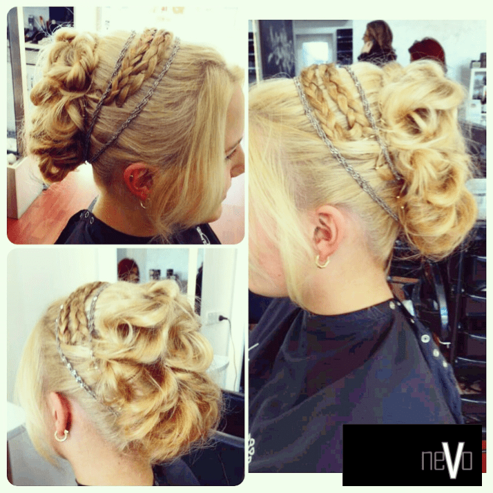 Hair-up by Chanelle