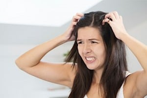 The Most Common Cause Behind Your Dry, Itchy, and Flaky Scalp