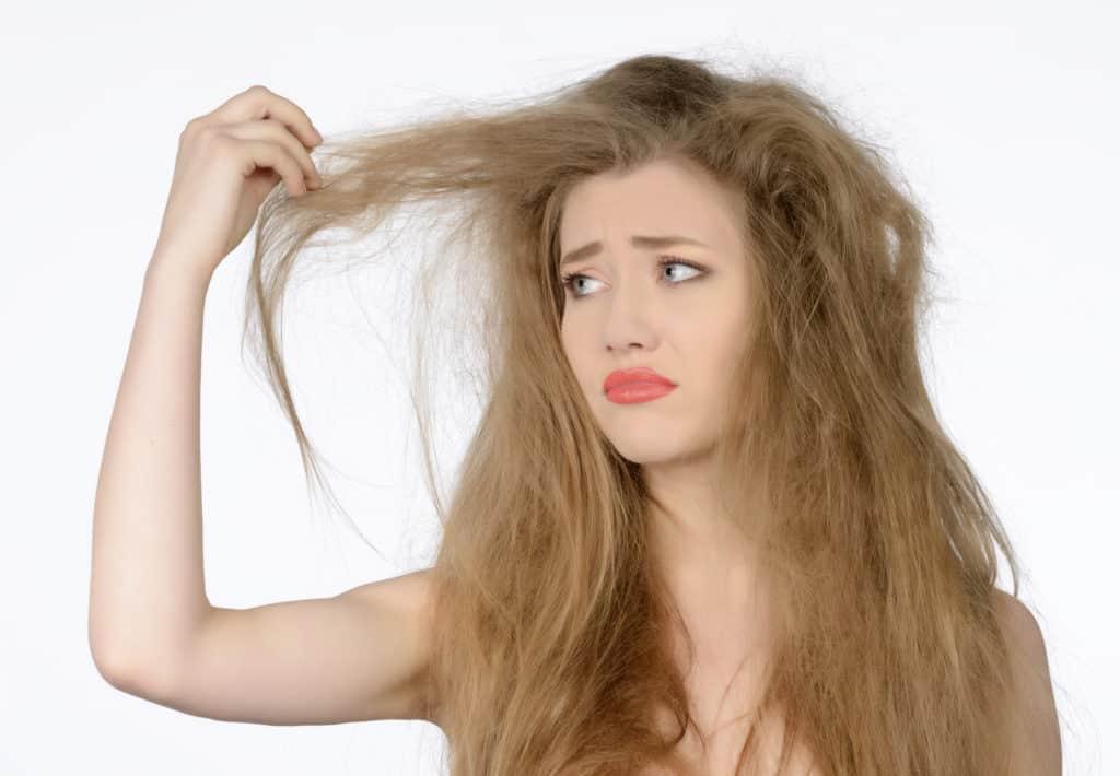 Got Dry Hair?