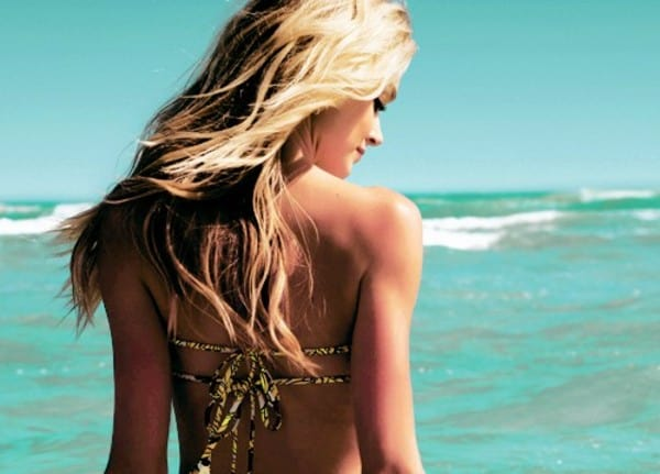 How Summer Weather Affects Your Hair