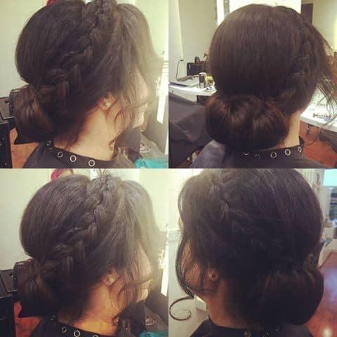 Nevo Hair Design Mount Waverley Hairdresser Keratin Bridal