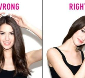 WAYS YOURE APPLYING YOUR HAIR PRODUCTS WRONG Nevo Hair Design - Design your hairstyle